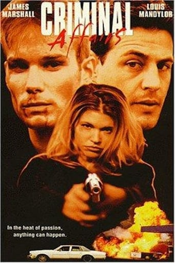 Poster of Criminal Affairs