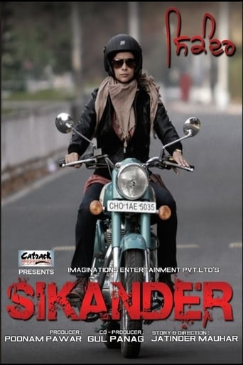 Poster of Sikander