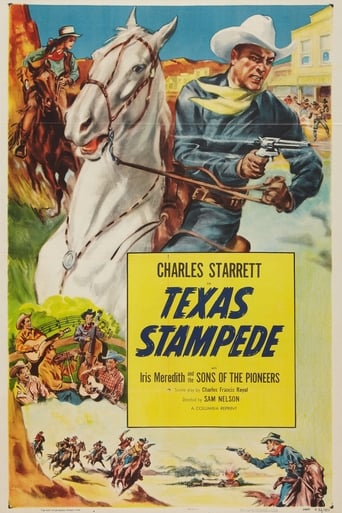 Poster of Texas Stampede