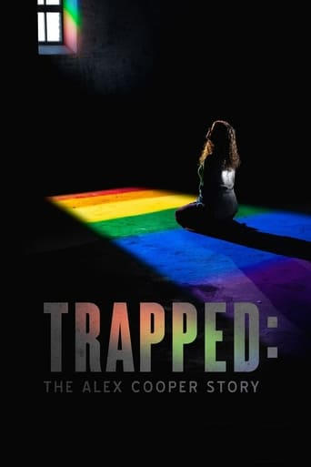 Poster of Trapped: The Alex Cooper Story