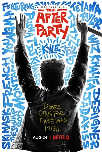 The After Party poster