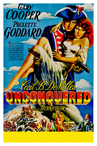 Poster of Unconquered