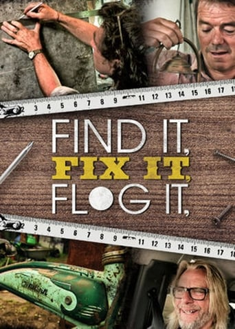 Poster of Find It, Fix It, Flog It