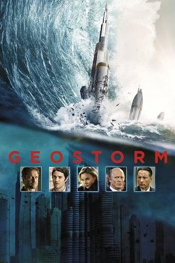 Filmplakat von Geostorm