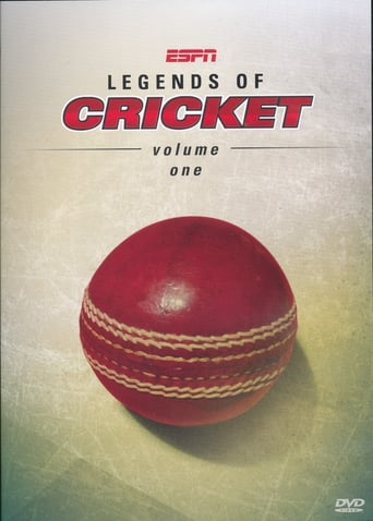 Poster of ESPN Legends of Cricket - Volume 1