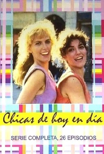 Poster of Las Chicas de Hoy en Día