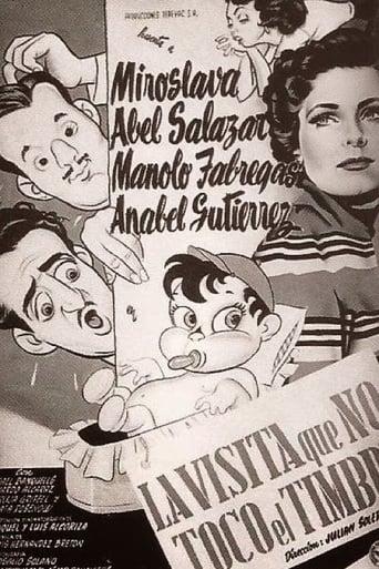Poster of La visita que no tocó el timbre