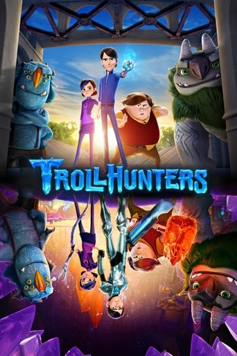 Poster of Trollhunters: Tales of Arcadia