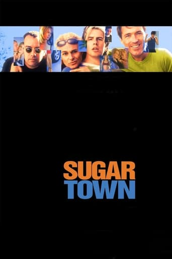Poster of Sugar Town