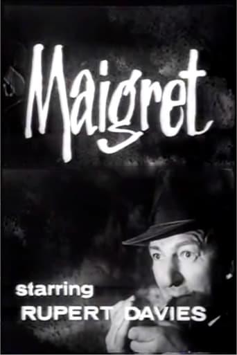 Poster of Inspector Maigret