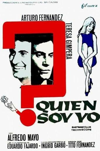 Poster of ¿Quién soy yo?