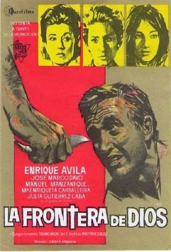 Poster of La frontera de Dios
