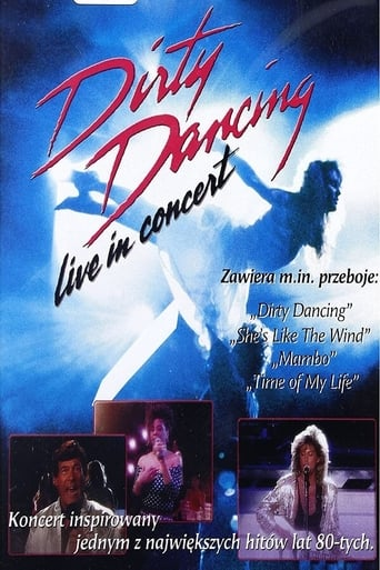 Poster of Dirty Dancing Live in Concert