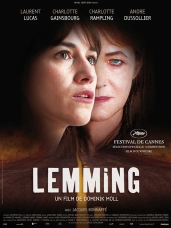 How old was Charlotte Rampling in Lemming