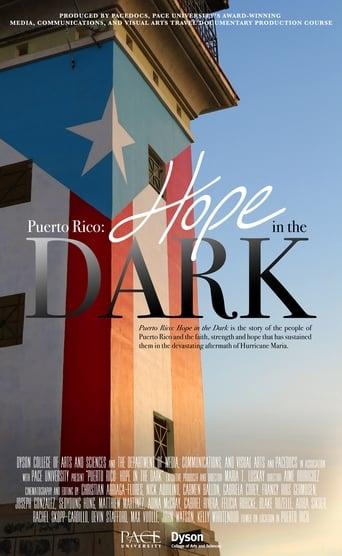 Puerto Rico: Hope in the Dark