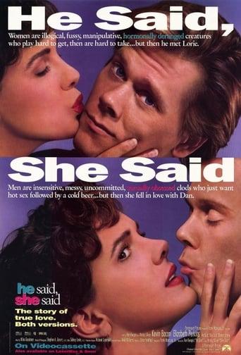 Poster of He Said, She Said