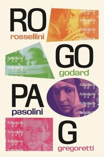 Poster of La ricotta