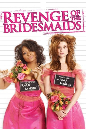 Poster of Revenge of the Bridesmaids