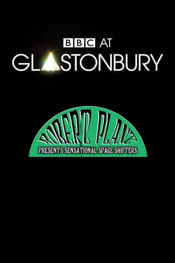 Poster of Robert Plant & The Sensational Space Shifters - Glastonbury 2014