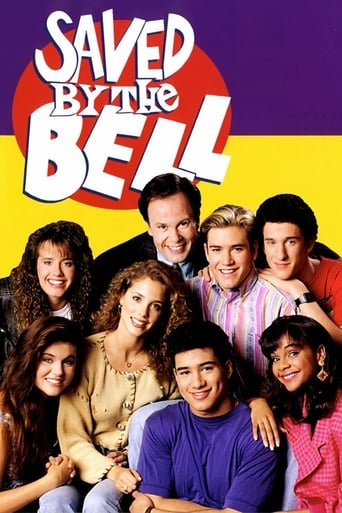 Poster of Saved by the Bell