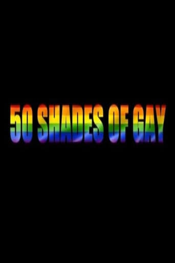 Poster of 50 Shades of Gay