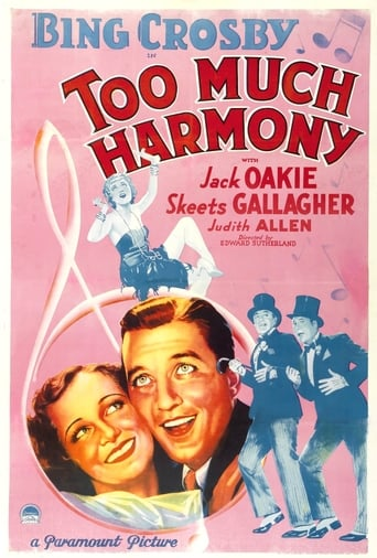 Poster of Too Much Harmony