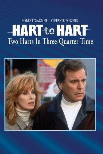 Poster of Hart to Hart: Two Harts in 3/4 Time