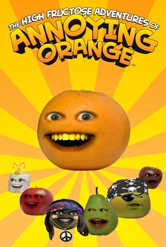 Poster of The High Fructose Adventures of Annoying Orange