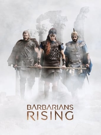 Poster of Barbarians Rising