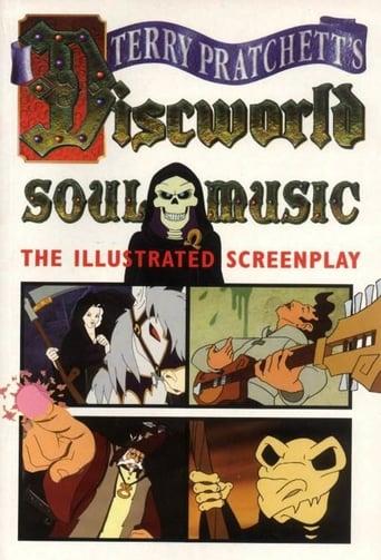 Poster of Terry Prachtett's Discworld: Soul Music
