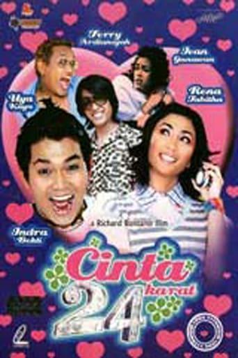 Poster of Cinta 24 Karat