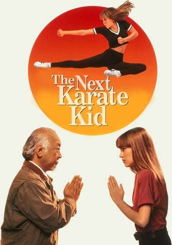 Poster of The Next Karate Kid