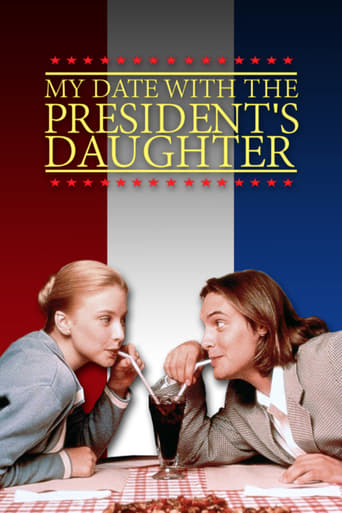 Poster of My Date with the President's Daughter
