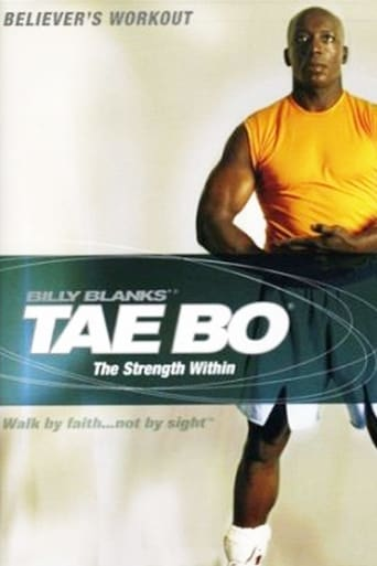 Poster of Billy Blanks' TaeBo Believer's Workout: The Strength Within