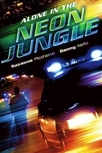 Poster of Alone in the Neon Jungle