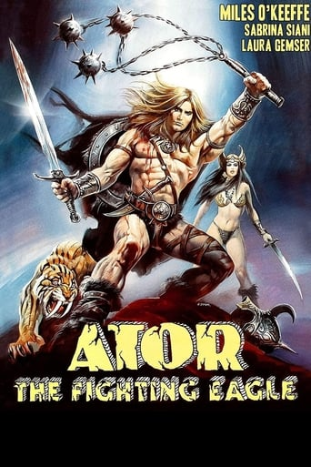 Poster of Ator, the Fighting Eagle
