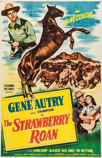Poster of The Strawberry Roan