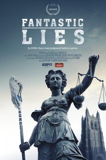 Poster of Fantastic Lies