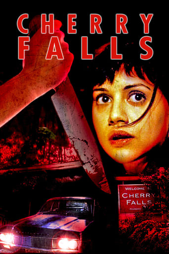 Poster of Cherry Falls