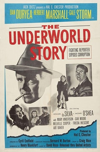 Poster of The Underworld Story