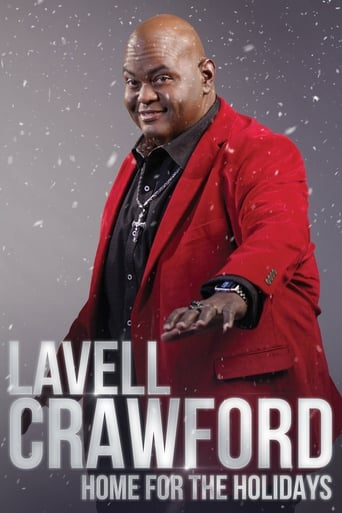 Poster of Lavell Crawford: Home for the Holidays