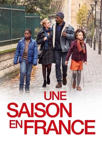 Poster of Une saison en France
