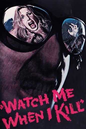 Poster of Watch Me When I Kill