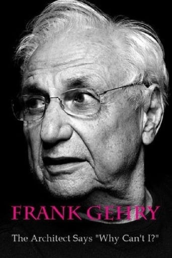 Poster of Frank Gehry: The Architect Says