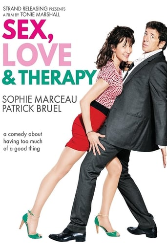 Poster of Sex, Love & Therapy