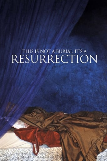 Poster of This Is Not a Burial, It's a Resurrection