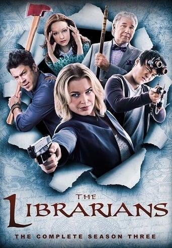 Bibliotekininkai / The Librarians (2016) 3 Sezonas EN