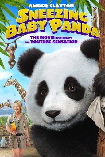 Poster of Sneezing Baby Panda - The Movie