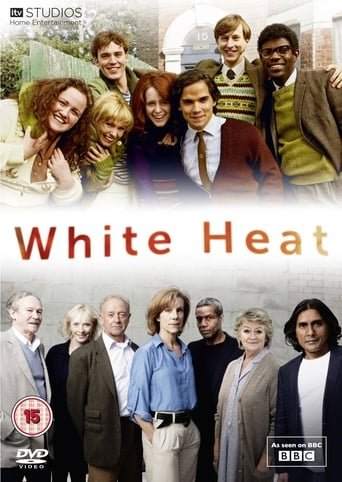 How old was David Gyasi in White Heat