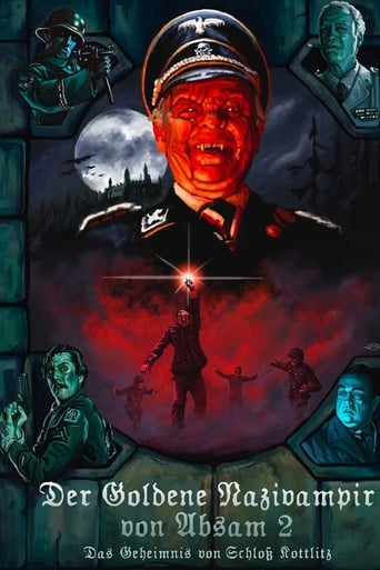 Poster of The Golden Nazi Vampire of Absam: Part II - The Secret of Kottlitz Castle